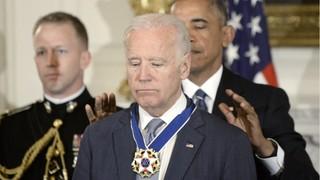 Joe Biden says he could be open to presidential run