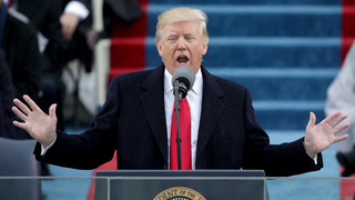 Trump takes charge: Sworn in as nation