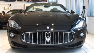 Florida man accused of stealing $150K Maserati he took on test drive