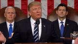 Highlights From Trump's Speech To Congress