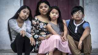 How one family highlights the complex issue of immigration