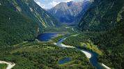 New Zealand, South Island (Photo By DEA / C. DANI I. JESKE/De Agostini/Getty Images)