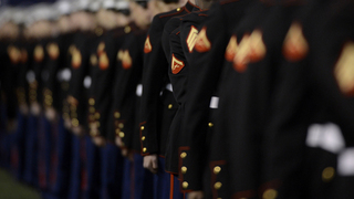Marines accused of sharing nude photos of female colleagues, reports say