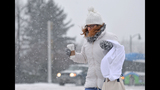 Photos: Winter storm slams Northeast - (27/33)