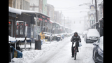 Photos: Winter storm slams Northeast - (25/33)