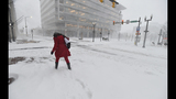 Photos: Winter storm slams Northeast - (29/33)