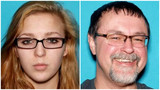 The Tennessee Bureau of Investigation remains concerned about the well-being of Elizabeth Thomas, 15 (L), who is a victim in an expanded AMBER alert and be on the lookout alert across the country. Tad Cummins, 50 is accused of abducting the teen.