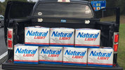 a deputy found seven, 30-pack cases of beer in the teen's pickup truck. (Photo: Okaloosa County Sheriff's Office/Facebook)