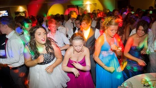 Prom dates chosen by sheer luck