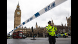 Photos: Parliament attack in London