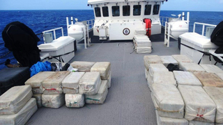 Coast Guard Seizes More Than $44.5 million Worth Of Cocaine In Caribbean