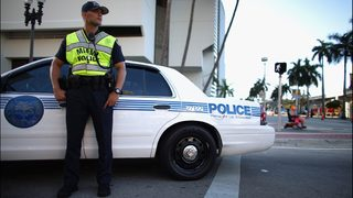 Miami cops caught napping on the beat, photo posted to social media