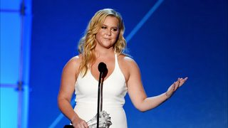 Amy Schumer drops out of live-action 'Barbie