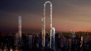 U-shaped skyscraper might be coming to America