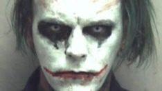 Sword-carrying man dressed as Joker arrested