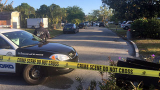 Police: Gunman shoots 6, including 2 children, in Florida
