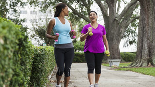 Study: 10,000 steps might not be enough for healthy life