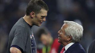 Brady tells Kraft he