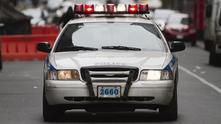 Woman standing on front porch hit by car during argument