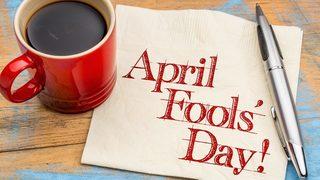 5 of the best April Fools