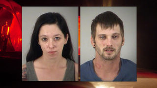 Florida couple drinks, shoots up hot-water tank, police say