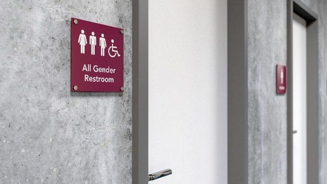 Bathroom Sign Next bathroom bill': north carolina lawmakers reach deal on hb2