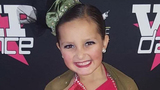 6-Year-Old Dancer Loses Leg to Strep Throat Infection, Other Leg in Danger