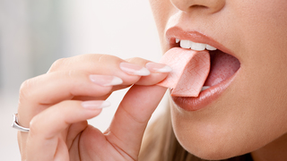 Chewing gum that detects cancer in development