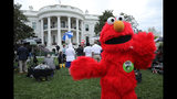Photos: White House Easter egg roll - (24/28)