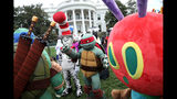 Photos: White House Easter egg roll - (21/28)