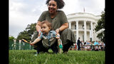 Photos: White House Easter egg roll - (20/28)
