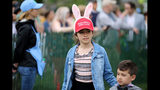 Photos: White House Easter egg roll - (18/28)