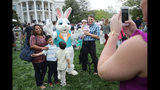 Photos: White House Easter egg roll - (17/28)