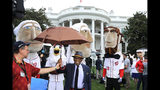 Photos: White House Easter egg roll - (28/28)