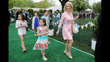 Photos: White House Easter egg roll - (4/28)