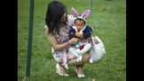Photos: White House Easter egg roll - (8/28)