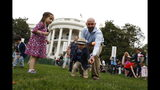 Photos: White House Easter egg roll - (9/28)