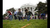 Photos: White House Easter egg roll - (13/28)