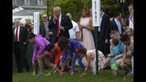 Photos: White House Easter egg roll - (16/28)