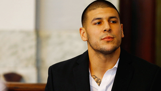 Third Hernandez suicide note addressed to inmate, lawyer says