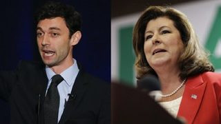 High-Profile U.S. House Race In Georgia Ends In Runoff For Ossoff, Handel