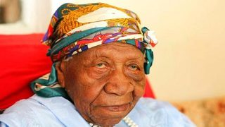 New 'oldest person in world