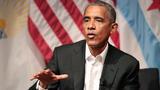 Barack Obama's First Post-White House Speech