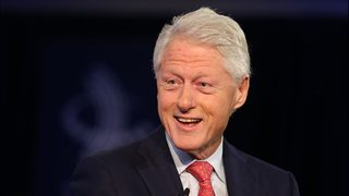 Bill Clinton tweets about 'bugged