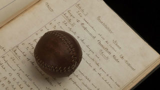 1876 documents that launched MLB headed for auction