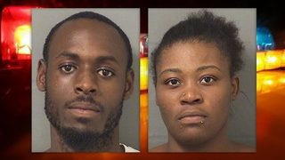 Police: South Florida man drops baby to join in fight