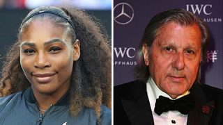 Serena Williams responds to Ilie Nastase