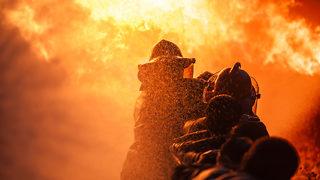 Georgia fireman feels 'blessed