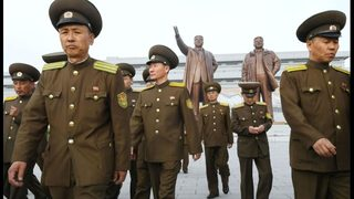 Report: N. Korea conducts large-scale artillery drills on anniversary