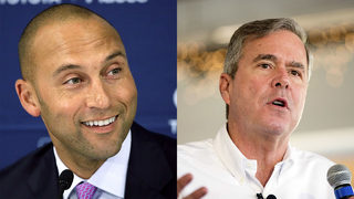 Reports: Derek Jeter, Jeb Bush group agrees on deal to buy Miami Marlins